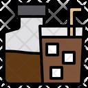 Bottle Drink Coffee Break Icon