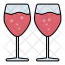Drink Wedding Marriage Icon