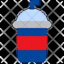 Cold Fresh Glass Icon