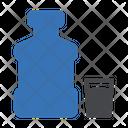 Drink Bottle Water Icon