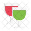 Drink Party Champagne Icon