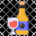 Drink Wine Brandy Icon
