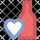 Drink Wine Bottle Icon