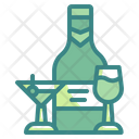 Drink Wine Glass Icon