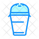 Drink Plastic Cup Icon