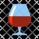 Bar Drink Glass Icon