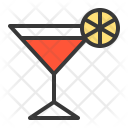 Drink Cold Glass Icon