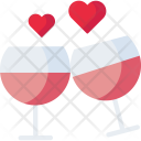 Drink Love Valentine Icon