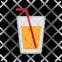 Juice Orange Summer Icon