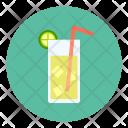 Drink Lemon Tea Icon