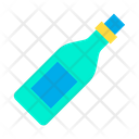 Celebration Bottle Newyear Icon