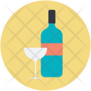 Drink Alcohol Bottle Icon