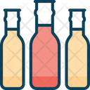 Drink Bottle Drink Alcohol Icon