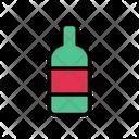 Wine Drink Bottle Icon