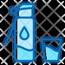 Season Drink Bottle Water Icon