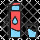 Drink Bottle Water Bottle Bottle Icon