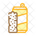 Drink Can Bars Container Icon