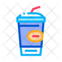 Drink Cup Bicycle Icon