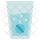 Pharmacy Drink Effervescent Tablet Icon