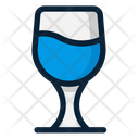 Drink Glass Goblet Icon