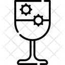 Virus Infection Pandemic Icon