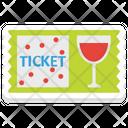 Drink Invitation Icon