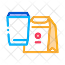 Food Drink Package Icon