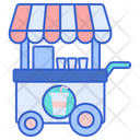 Drink Stall Icon