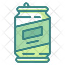 Drink Tin Drink Can Can Icon