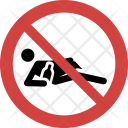 Drinking not allowed Icon