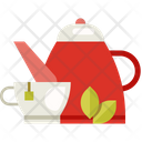Drinking Tea Tea Hobby Icon