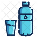 Drinking Water Icon