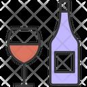 Drinks Wine Wine Glass Icon