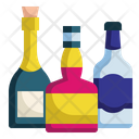 Drinks Beverage Bottle Icon