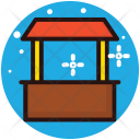 Drinks Kiosk Takeaway Icon
