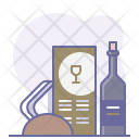 Drinks menu Icon