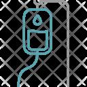 Drip Medical Tool Icon