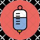 Drip Iv Blood Icon