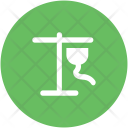 Drip Stand Flask Icon