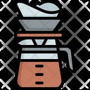 Drip Coffee Espresso Icon
