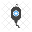 Drip Stand Bottle Icon
