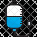 Bag Blood Drip Icon