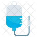 Bag Blood Drip Icon