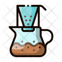 Drip Coffee Maker Icon