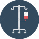 Drip Stand Drip With Stand Iv Drip Icon