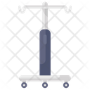 Drip Stand Drip Holder Drip Pole Icon
