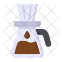 Dripper Coffee Drink Icon