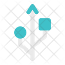 Drive Flash Data Icon