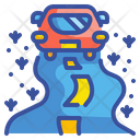 Drive Car Driving Icon