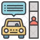Drive Order Car Icon